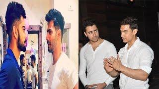 Varun & Virat Kohli To Sport The Same Hairstyle | Imran Wants Aamir To Cast Him In His Next Film