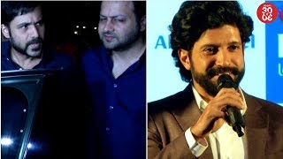 Emraan Hashmi Dines Out With Friends   Farhan Akhtar's Take On B-Town Celebs Endorsing Brands