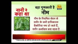 Nani Ne Kaha Tha: Benefits Of Neem