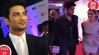 Sushant Making Amends With Salman After Fallout?| Sidharth & Alia Walk Hand In Hand