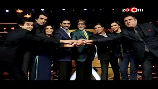 Happy New Year team on Amitabh Bachchan reality show- EXCLUSIVE