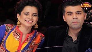 Karan Johar Wants To Mend Ways With Kangana Ranaut | Bollywood News
