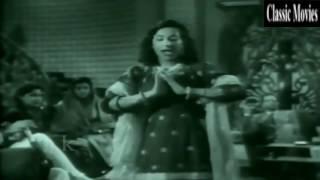 Sharifo Ki Mehfil Main Dil Gya || Anhonee 1952 ||  Hindi Full Movie   Nargis, Raj Kapoor