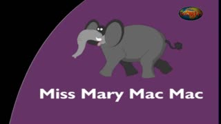 Miss Mary Mack | Nursery Rhymes | Cartoon World