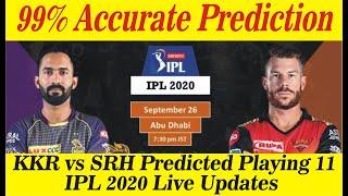 KKR और SRH में होगी भिड़ंत || पहली जीत  में तलाश में दोनों टीमें || Delhi Uptodate