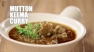 Mutton Keema Curry | Sanjeev Kapoor Khazana