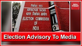 Election Commission Issues Advisory To The Media Exit Polls To Be Telecast Only On 19th May