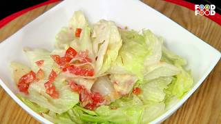 Ceasar Salad | Go Healthy | Chef Shlorna Vaze | FoodFood