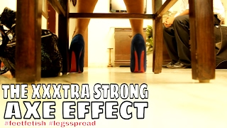 Leg Fetish? - Watch this Wacky Ad of 'The Axe Effect' | Uncensored | IndieFilmsChannel