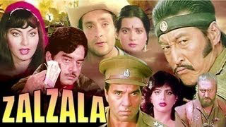 Zalzala    Full Hindi Movie   Dharmendra   Shatrughan Sinha   1988