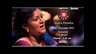 India Stage - Saniya Patankar