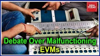 What To Make Of Malfunctioning & Stolen EVMs? #Results2018