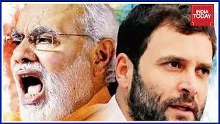 Congress Leading In Telangana & Chhattisgarh BJP Leading In BJP #Results2018