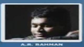 AR Rehman