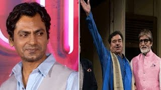 Nawazuddin On Shocking Revelations In His Biography | Shatrughan Sinha Gets Trolled On Social Media
