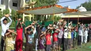 Student Upliftment Camp   Sant Asaram Bapu ji JodhPur Ashram 22 - 26 May 2015