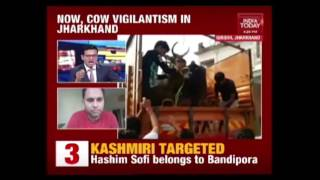 Cow Vigilantes Led By BJP MLA Attack Police Personnel In Jharkhand