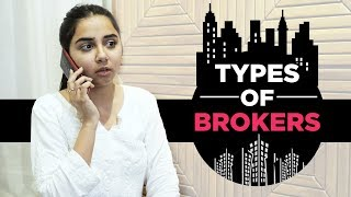 Types of Brokers | MostlySane