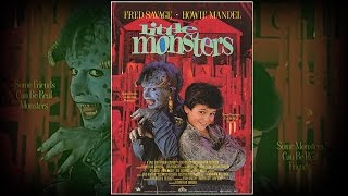 Little Monsters 1989: Full Length English Movie