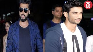 Shraddha & Arjun Kapoor Play Casual With Their Airport Look | Sushant Singh Rajput & His Nakhra