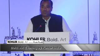 Bold. Art Evening By Kohler India - Hyderabad- Part 1