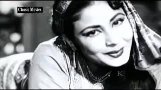 Meri Jaan Meri Jaan || Lata Mangeshkar || Yahudi  1958 || Dilip Kumar, Meena Kumari