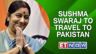 Sushma Swaraj to travel to Pakistan