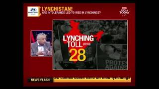 Has Inaction On Gau Raksha Murders Emboldened Mob Lynchers? | News Today With Rajdeep
