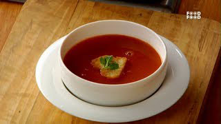 Tomato Soup With A Twist - Mummy Ka Magic