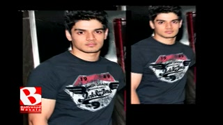 Nervous about his debut | Bollywood Masala | Latest Bollywood News
