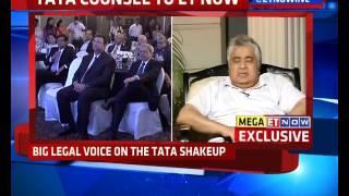 Big Legal Voice On The Tata Shake UP | Harish Salve