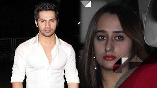 Varun Dhawan's Date With Steady Girlfriend, Natasha Dalal | Bollywood News