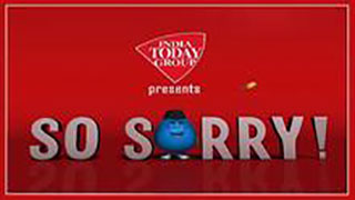 So Sorry - India's first Politoons - Promo 1