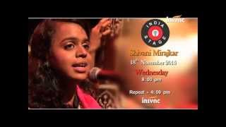 India Stage - Shivani Mirajkar On 18th November