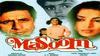 """Masoom"" 
