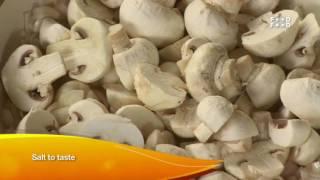 Sanjeev Kapoor Kitchen | Racha Mushrooms Recipe | Master Chef Sanjeev Kapoor