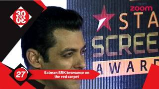Iulia Opens Up About Her Relationship With Salman | Shah Rukh & Salman Bromance At An Award Function