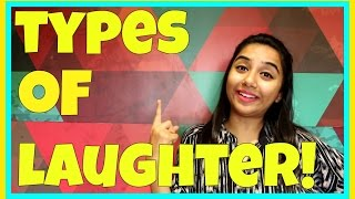 Types of Laughter | MostlySane | Funny Videos