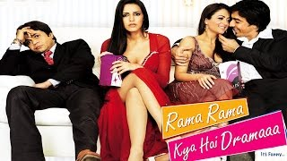 Rama Rama Kya Hai Drama  - Comedy Movie   Rajpal Yadav   Aashish Chaudhary   Bollywood Full Movies
