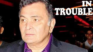 Rishi Kapoor's Sense Of Humour Lands Him In Trouble Again | Bollywood News