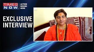 Sadhvi Pragya speaks on facing trial on terror charges | EXCLUSIVE