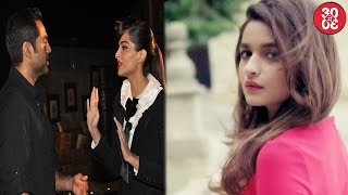 Sonam Hits Back At Abhay | Alia Refuses Sujoy Ghosh's FIlm