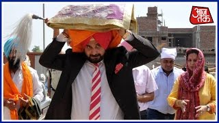 Sidhu Joins Congress: To Kickstart Campaign With Golden Temple Visit And Road Show