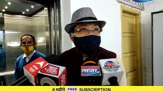 तृणमूल नेता अरुप राय ने लक्ष्मीरतन शुक्ला के इस्तीफे पर कहा कि ये उनका व्यक्तिगत फैसला है