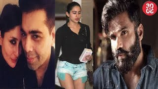 Why Karan Johar Didnt Give Sara Her Debut? | Suniel Shetty Hopes For A Dhadkan Remake With Who