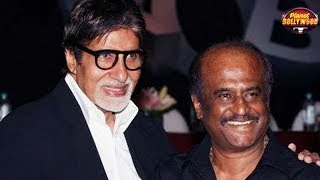 Rajnikanth To Seek Political Advice From Amitabh Bachchan | Bollywood News
