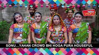 Trendy Sonu Song Of Taaza Dandiya