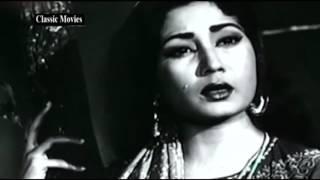 Aansu Ki Aag Leke Teri Yaad Aayi || Yahudi  1958 | Dilip Kumar, Meena Kumari, Sohrab