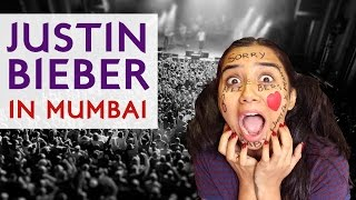 Justin Bieber Live In Mumbai   Types of People There   MostlySane