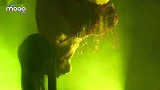 "Demonia 2012 - Show poledance Nikita Klosewood ""Fetish Circus"""